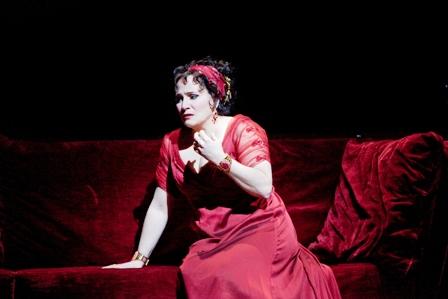 Tosca- Patricia Racette photo by Ken Howard